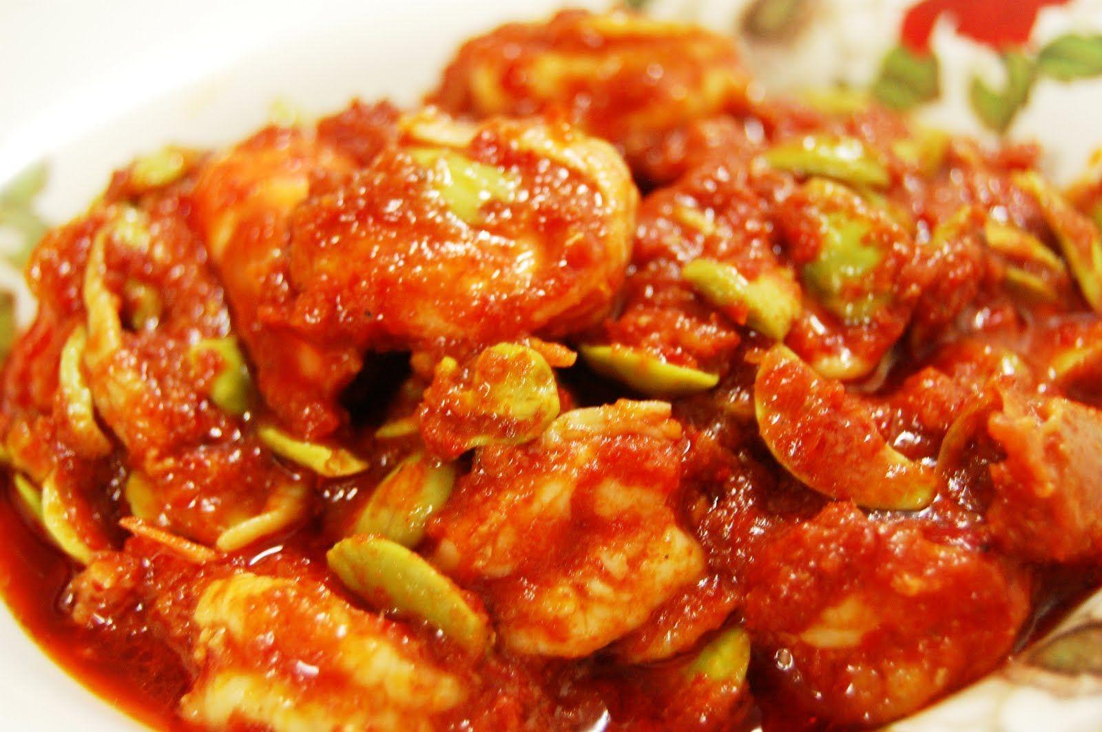 Sambal Jengkol Dan Pete D Resep Masakan Resep Sederhana Masakan