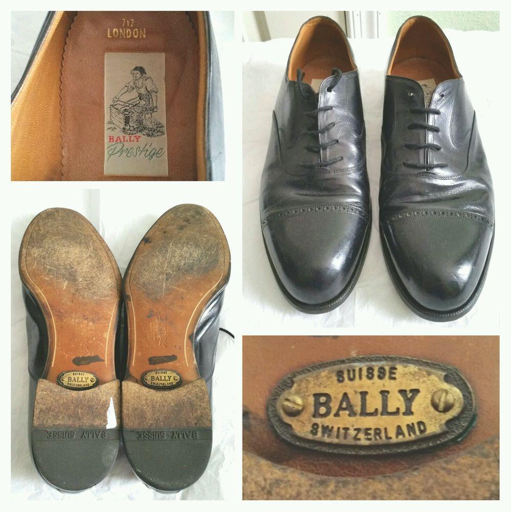 BALLY Prestige 712 London Parawet Cap