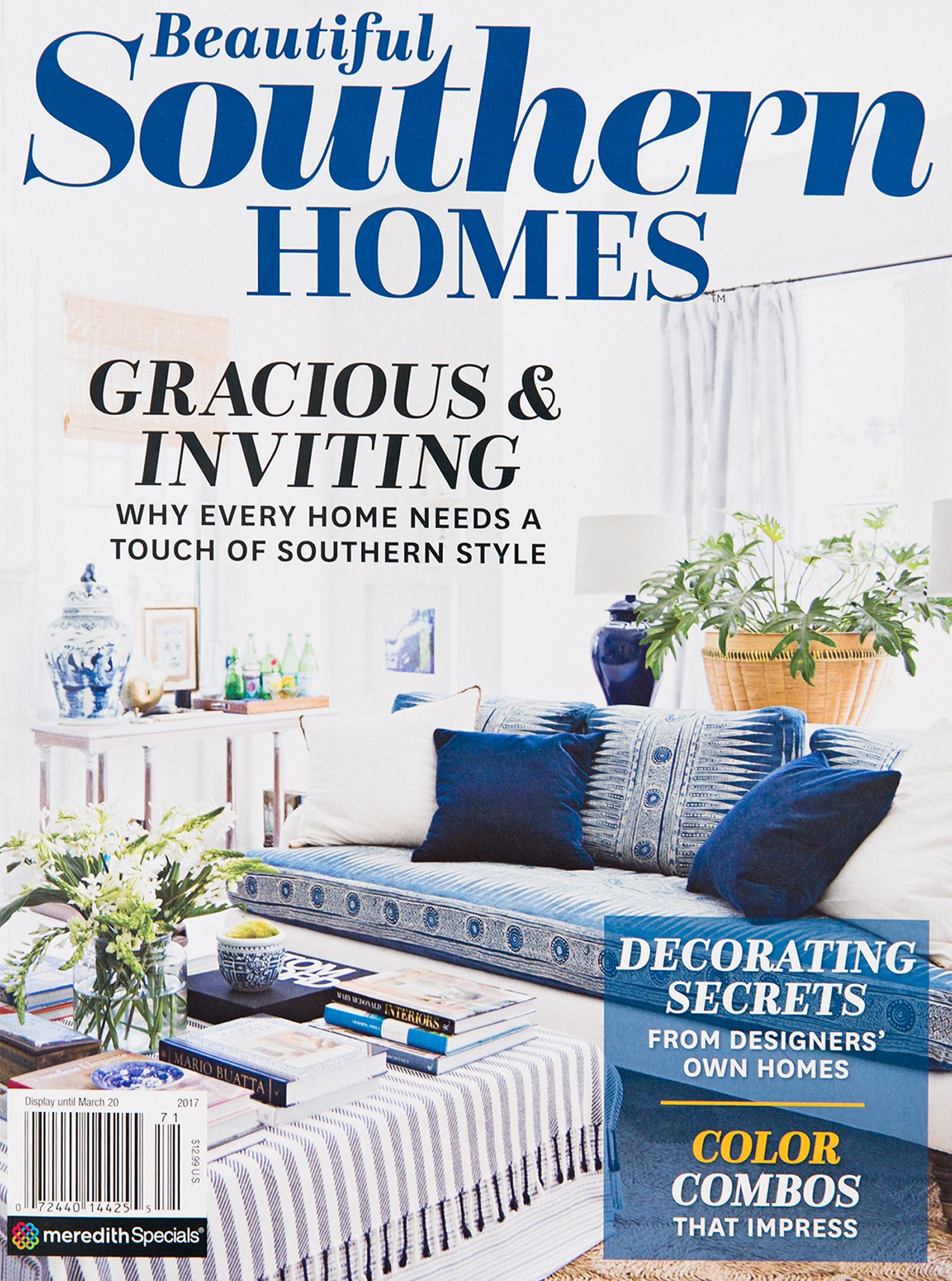 Beautiful Southern Homes Meredith Sip House And Home Magazine Southern Homes Home