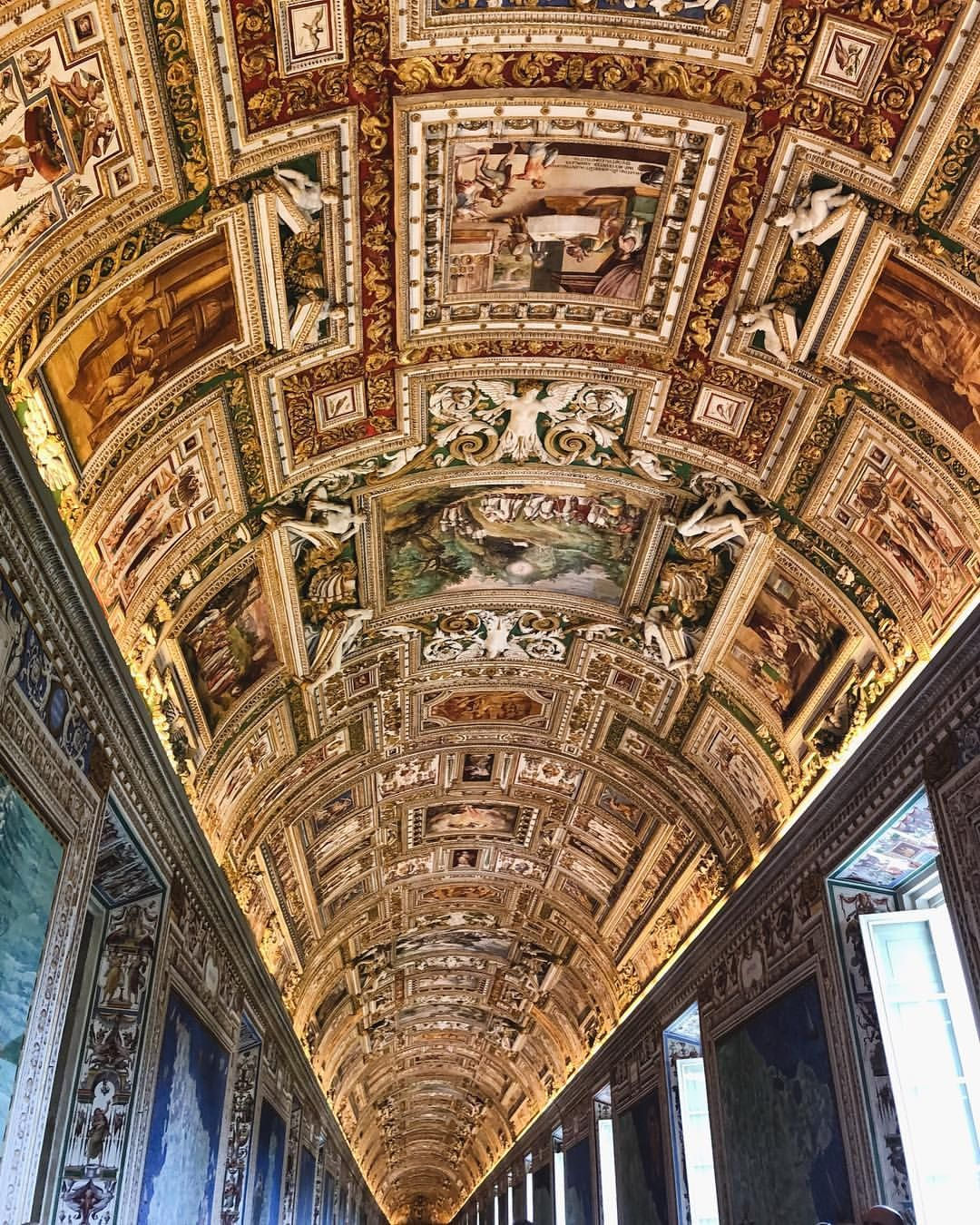 6. The Vatican Museum Is A Must See While In Rome. There