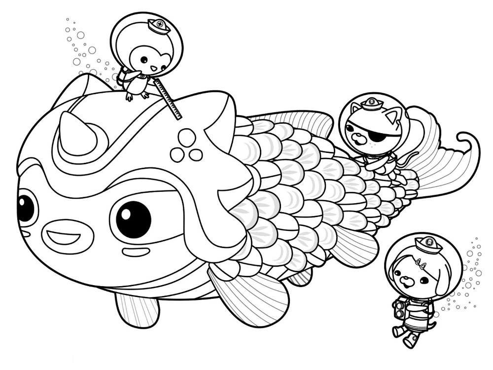 Octonauts Coloring Pages Printable Hello Kitty Colouring Pages Halloween Coloring Pages Halloween Coloring Sheets