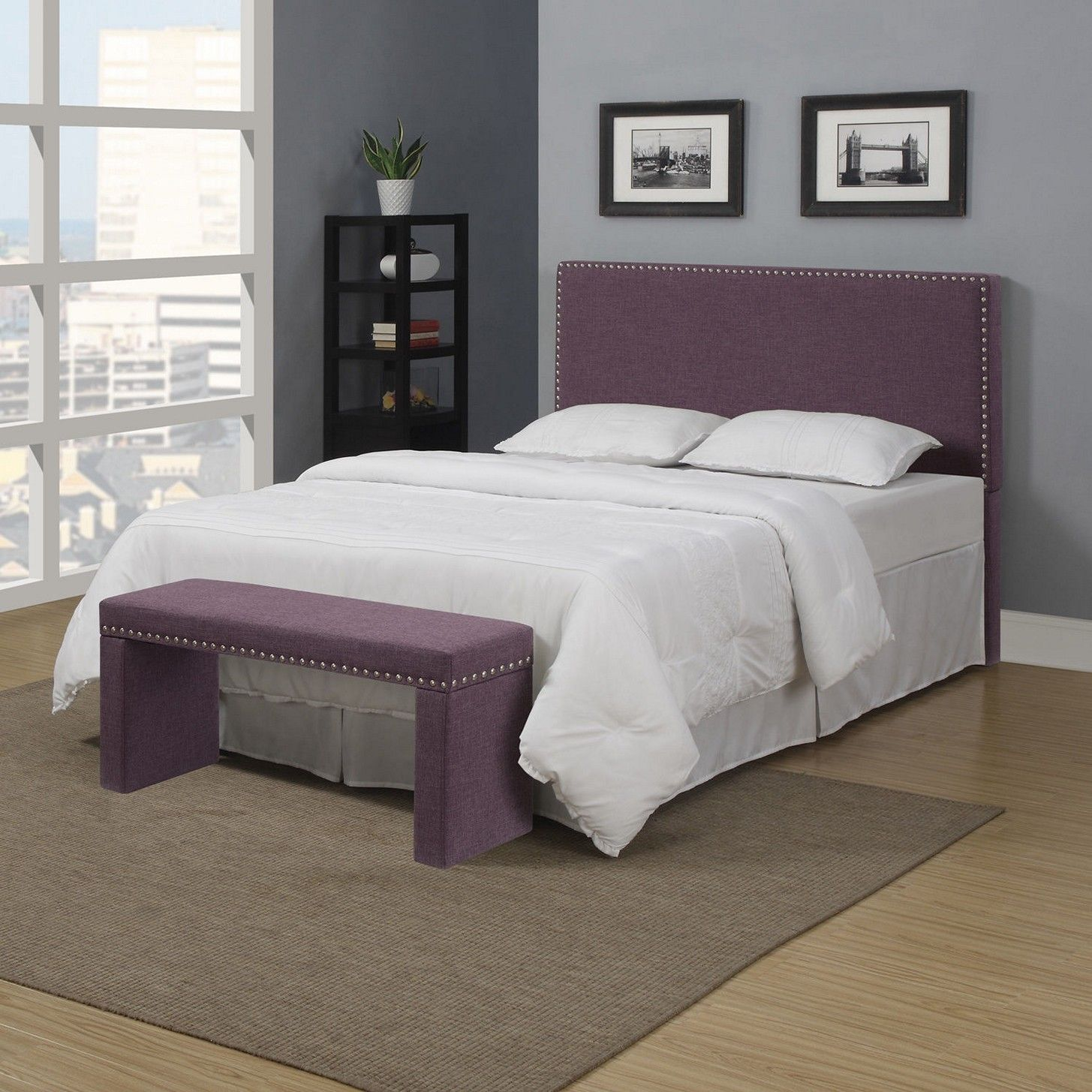27 Perfect Purple Bedroom Design Inspiration for Teens and Adults