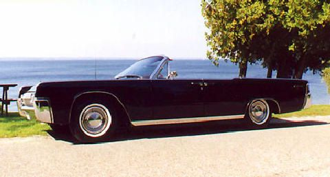 Lincoln Continental Convertible | Lincoln | Pinterest | Cars, Dream