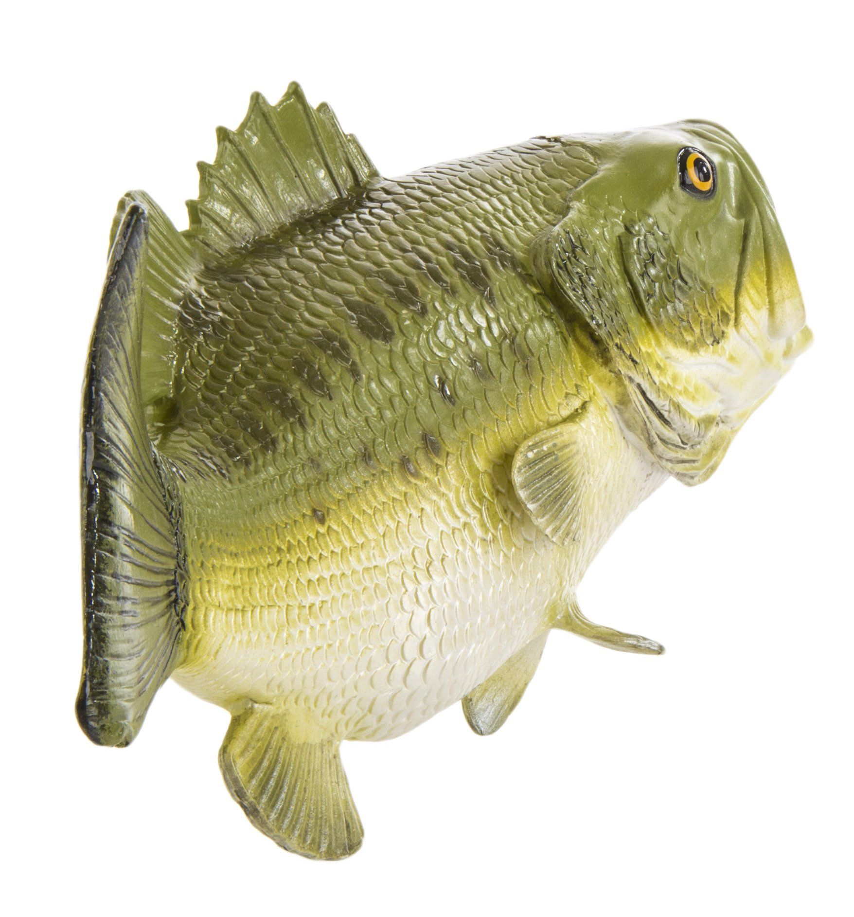 Large Mouth Bass Safari Ltd Incredible Creatures Action & Toy ...