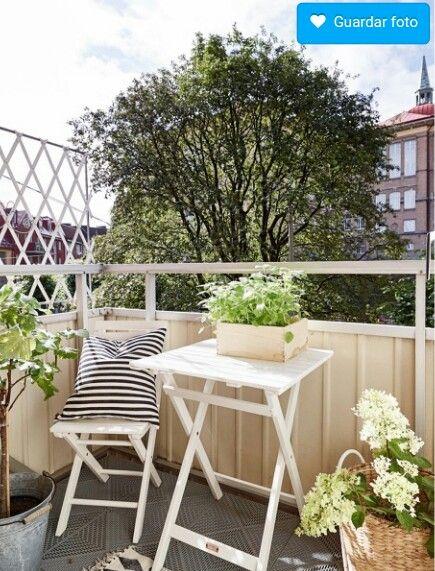 Mini balcón