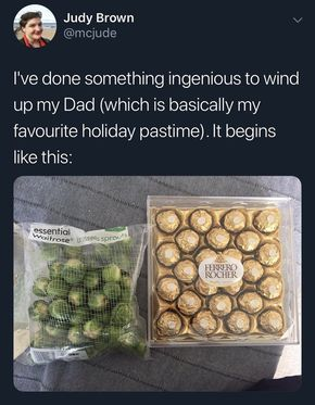 New Funny Pranks Daughter's Diabolical Christmas Prank Is Absolute Perfection Successfully pranking dad is the best Christmas gift of all. #Twitter #Prank #Dad #TwitterStory 11