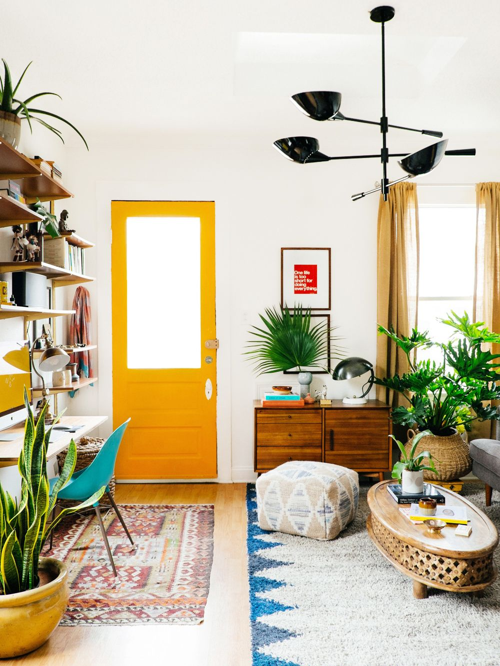 My Small Living Room Makeover For West Elm Living Room Makeover Tiny Living Rooms Small Living Room
