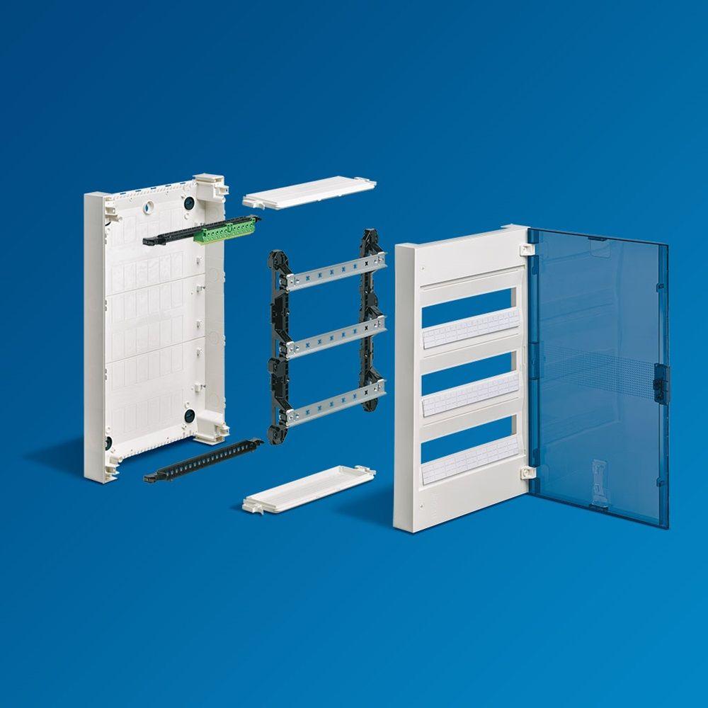Armoire Electrique Vega18 Coffret De Distribution Electrique Modulaire En 2020 Armoire Metallique Electrique Modulaire