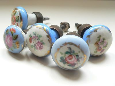 vintage porcelain door knobs | For where I am & what I want around ...