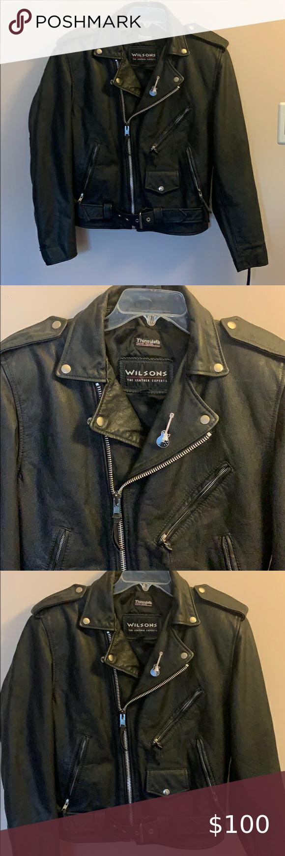 Vintage Wilsons Leather Jacket Leather Jacket Wilsons Leather Jacket Wilsons Leather [ 1740 x 580 Pixel ]