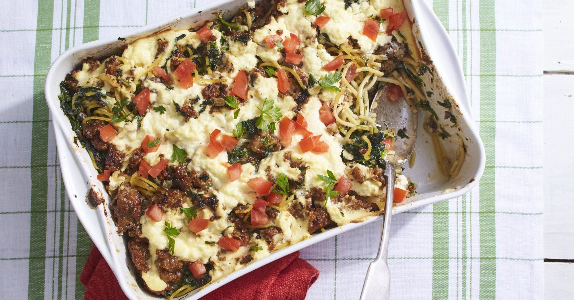 Photo of Italian Casserole Recipe