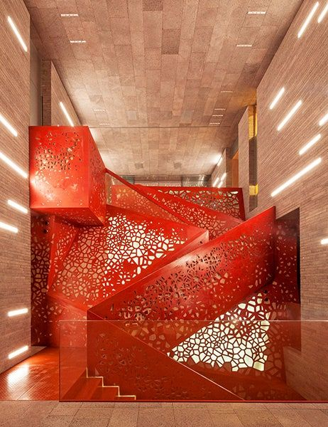 Best 17 Stunning Staircases Around The World In 2020 Modern Staircase Staircase Staircase Design 640 x 480
