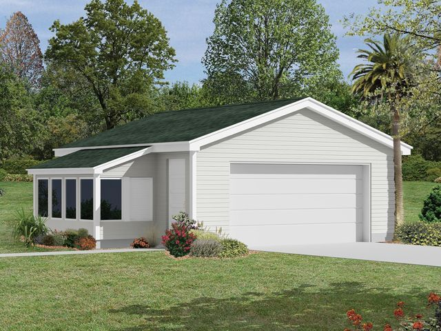Plan 10055 Just Garage Plans Detached Garage – Just Garage Plans