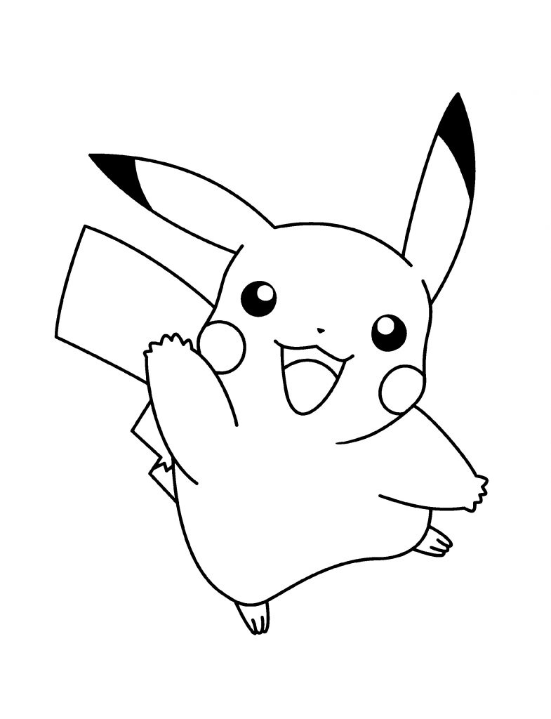 Adorable Pikachu Coloring Pages 101 Coloring Pokemon Coloring Pokemon Coloring Pages Pikachu Coloring Page