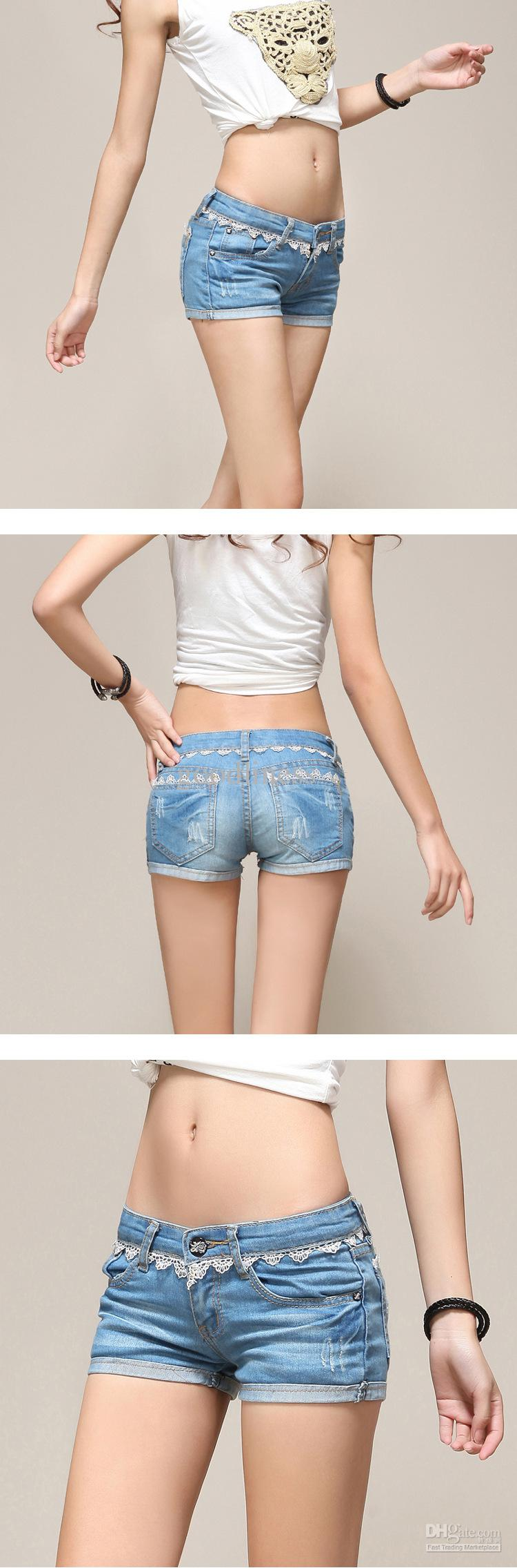 sexy jeans short thigh gap #ProvenAsTheBest | I want these legs ...