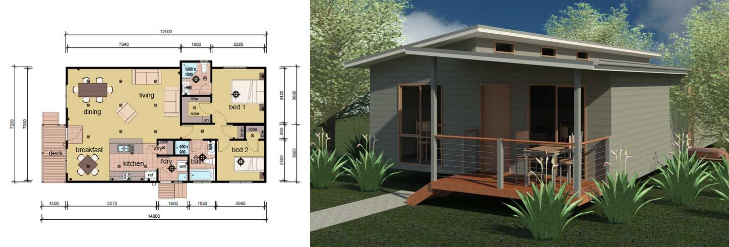 The Crossland 2 Bedroom 2 Bathroom Modular Home Parkwood Homes Modular Homes Home Housing Options