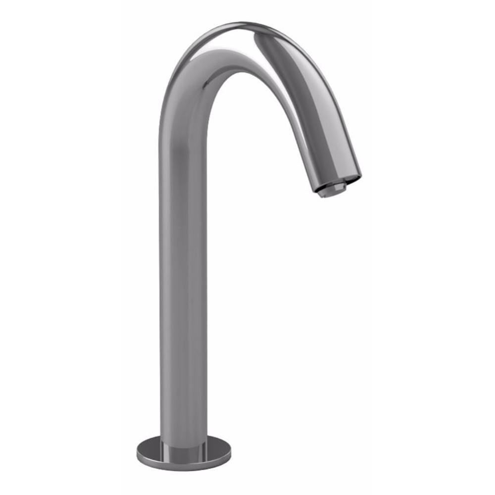 TOTO Helix M EcoPower On Demand 0.5 GPM Touchless Bathroom Faucet With  Mixing Valve