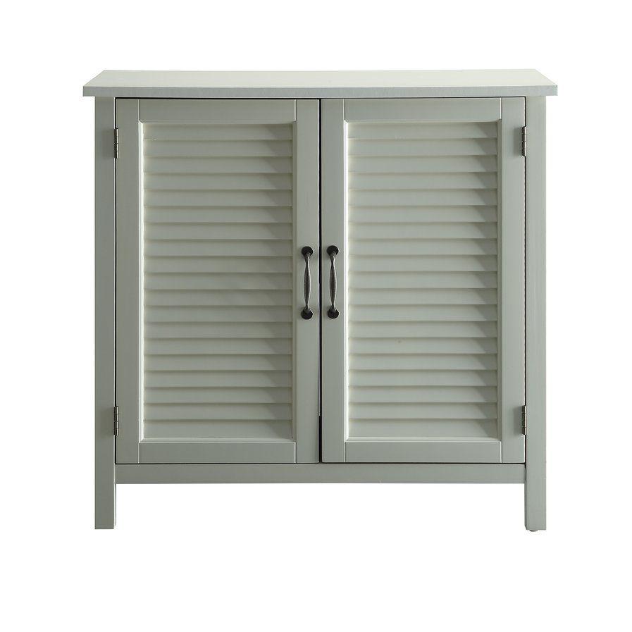 Best Dixfield Wood 2 Door Accent Cabinet Urban Style Living 400 x 300