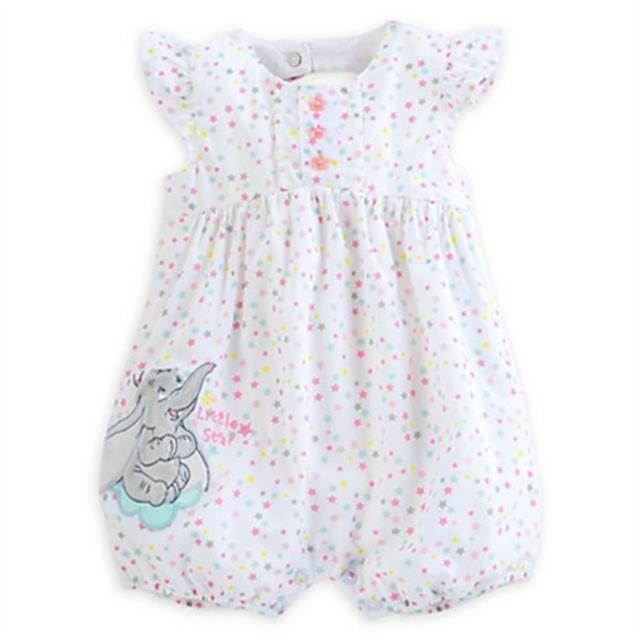f861d3e45ab2 Dumbo Sleeveless Romper for Baby Girl Disney - Size 18 24 months -NWT   Disney  Everyday