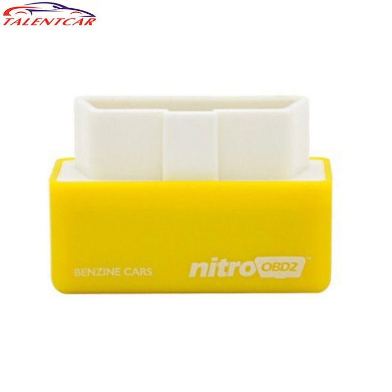 OBD2 Plug and Drive Nitro OBDII More Power Torque Car Chip Tuning Box for Diesel Car /& Benzine Car
