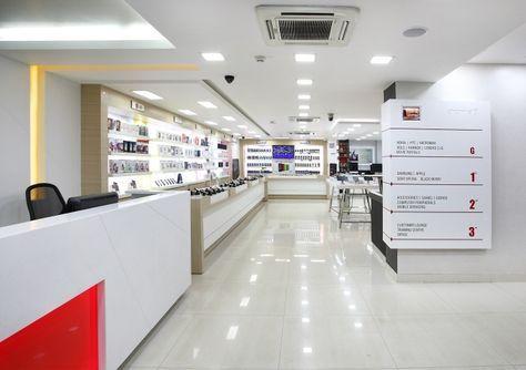 Channel 9 By Four Dimensions Retail Design Bangalore