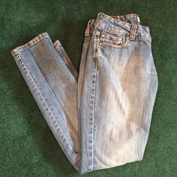 Anchor blue denim jeans!!!! Great jeans in great condition. Super cute. Anchor blue Pants