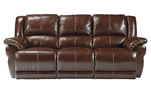 Lenoris Coffee Reclining Sofa Reclining Sofa Leather Reclining Sofa Power Reclining Sofa