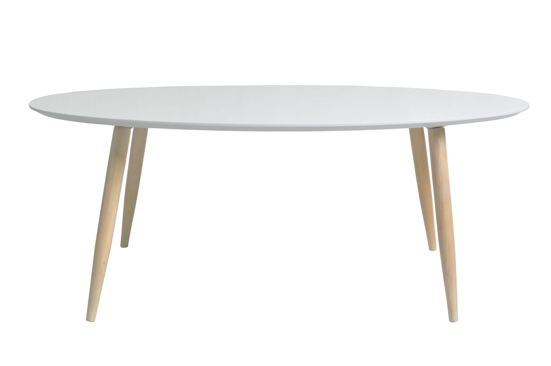 Scandinave Basse Salon Manon Table Au Ovale BlancInspiration qUMGSzVp