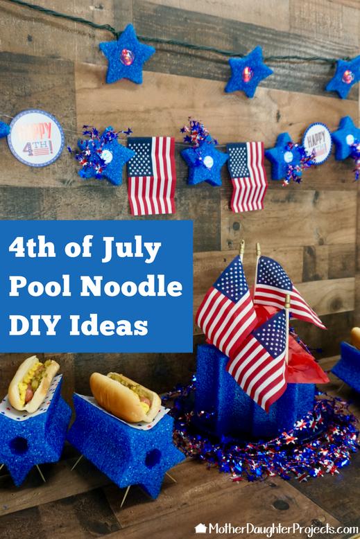 4 Fabulous Pool Noodle Diy Ideas Pool Noodle Crafts Pool Noodles Diy Holiday Decor