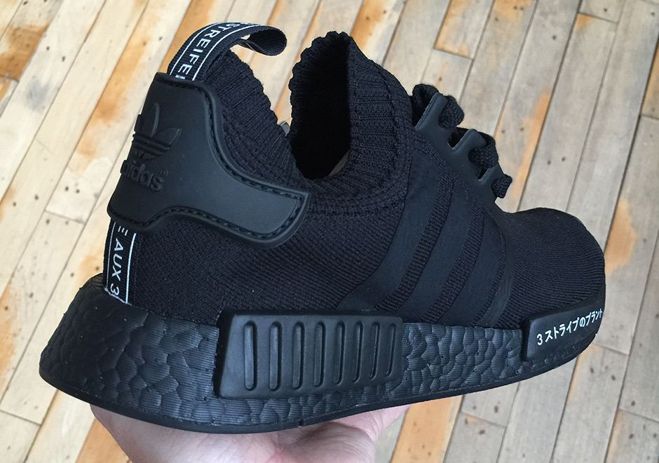Adidas Nmd R1 Triple Black Japan Off 69 Www Butc Co Za