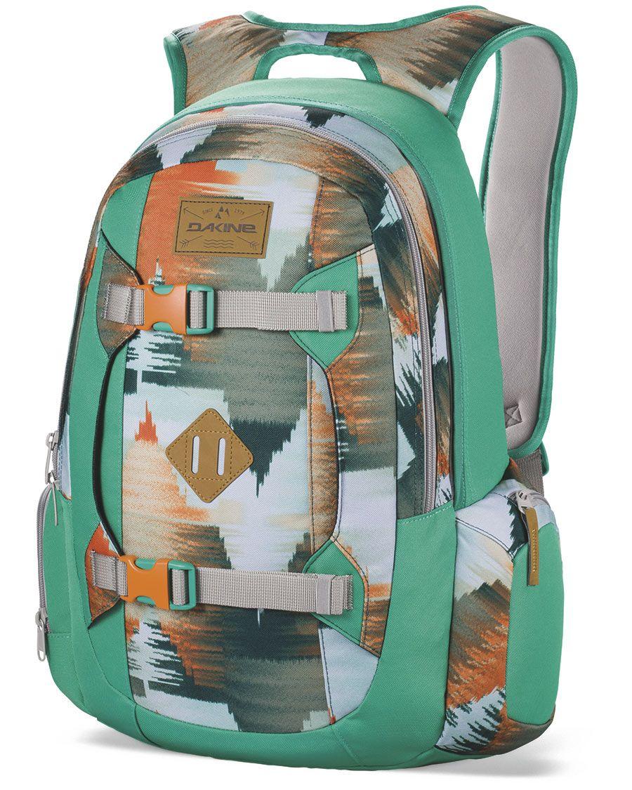 Dakine Backpacks And Gear Mission 25l 15w Dakine Backpacks Backpacks Biking Backpack