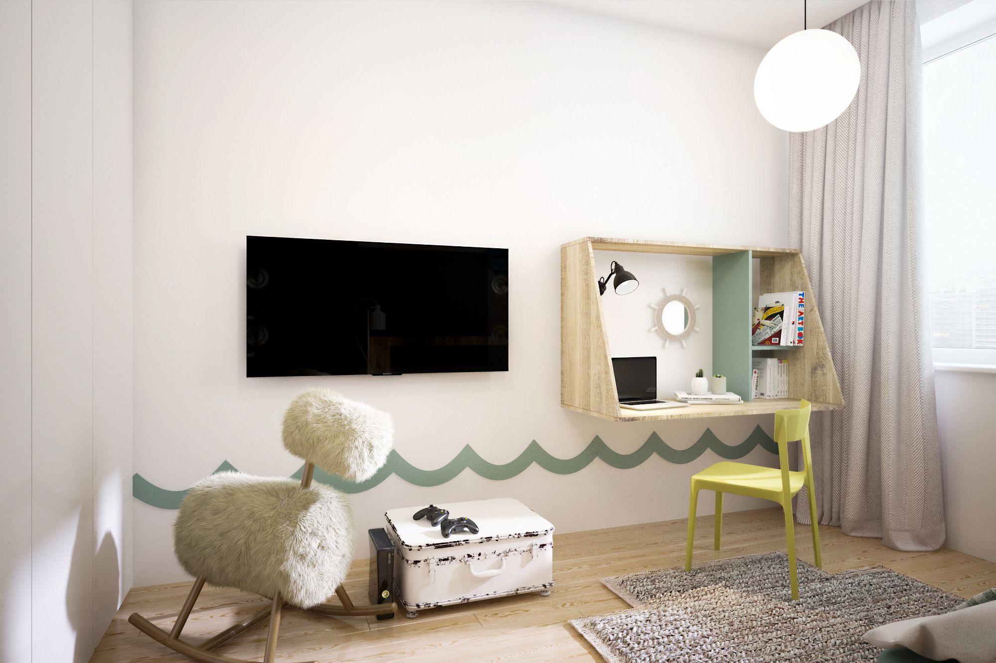 Un Appartement Familial Au Style Loft Minimaliste  Planete Deco