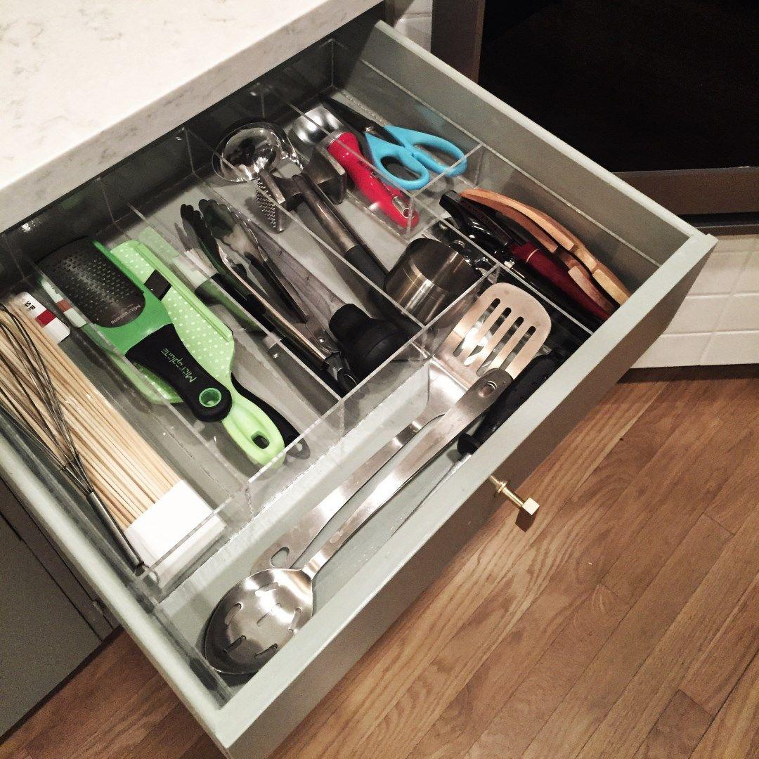 Kitchen Utensil Storage Drawer Kitchen Utensil Storage Large Utensils