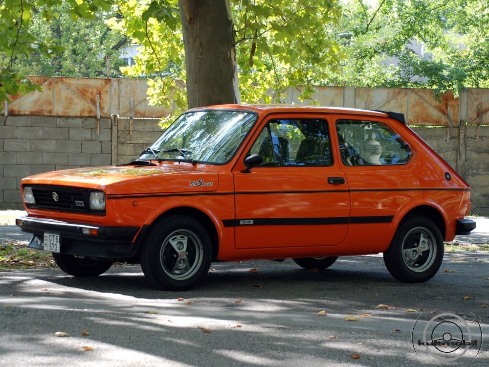 Fiat 127 Sport 70hp With Images Fiat Cars Fiat Cars For Sale
