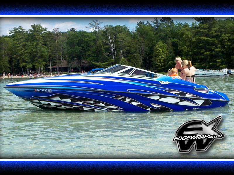 Boat Graphics Designs Ideas before after boat wraps boat graphics designs ideas Idea