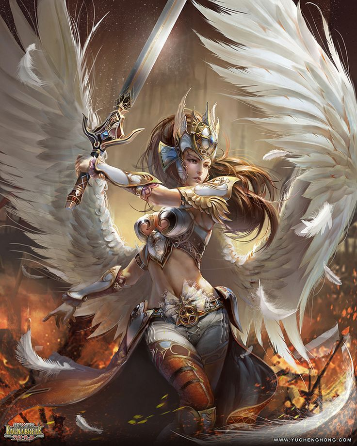 female angel warrior pictures - photo #21