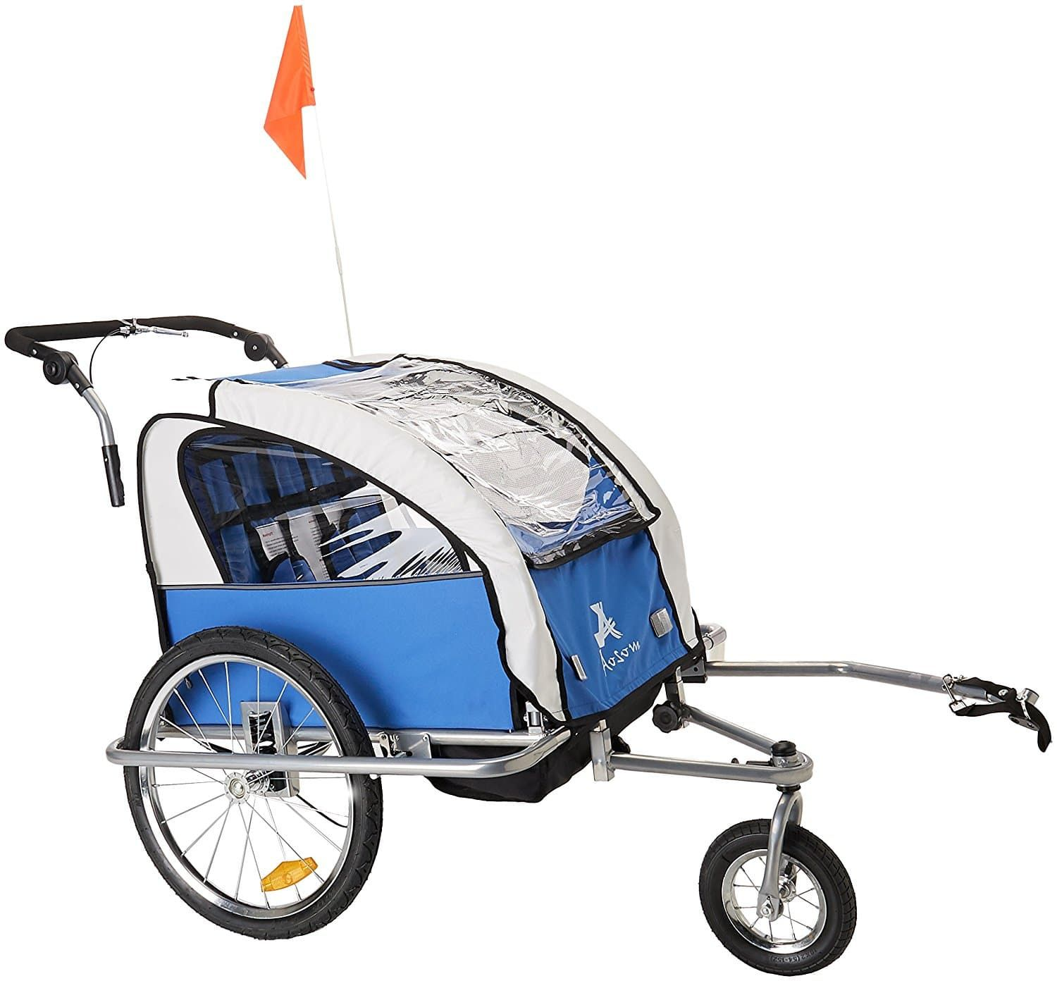Top 10 Best Bike Trailers In 2020 Bike Trailer Child Bike