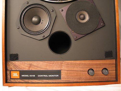 JBL 4311 Restoration - Volti Audio | High End Audio | Audio, Klipsch