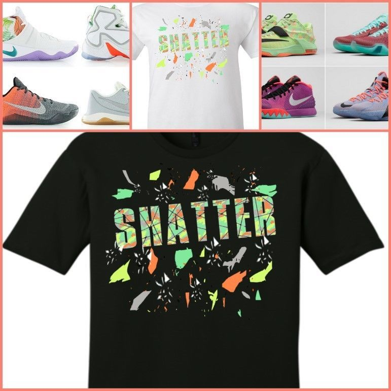 120e660d EXCLUSIVE TEE SHIRT to match NIKE AIR MAX /KOBE / KD / LEBRON EASTER  COLLECTION! #COPEMCUSTOMS #GraphicTee