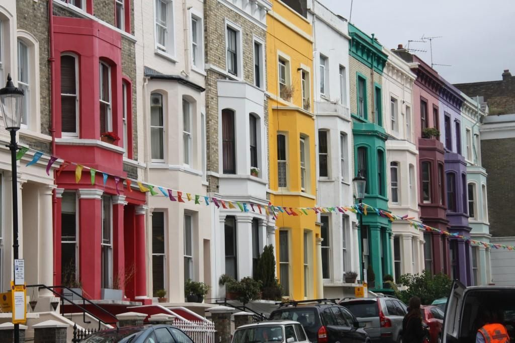 Notting Hill - Sweat houses
