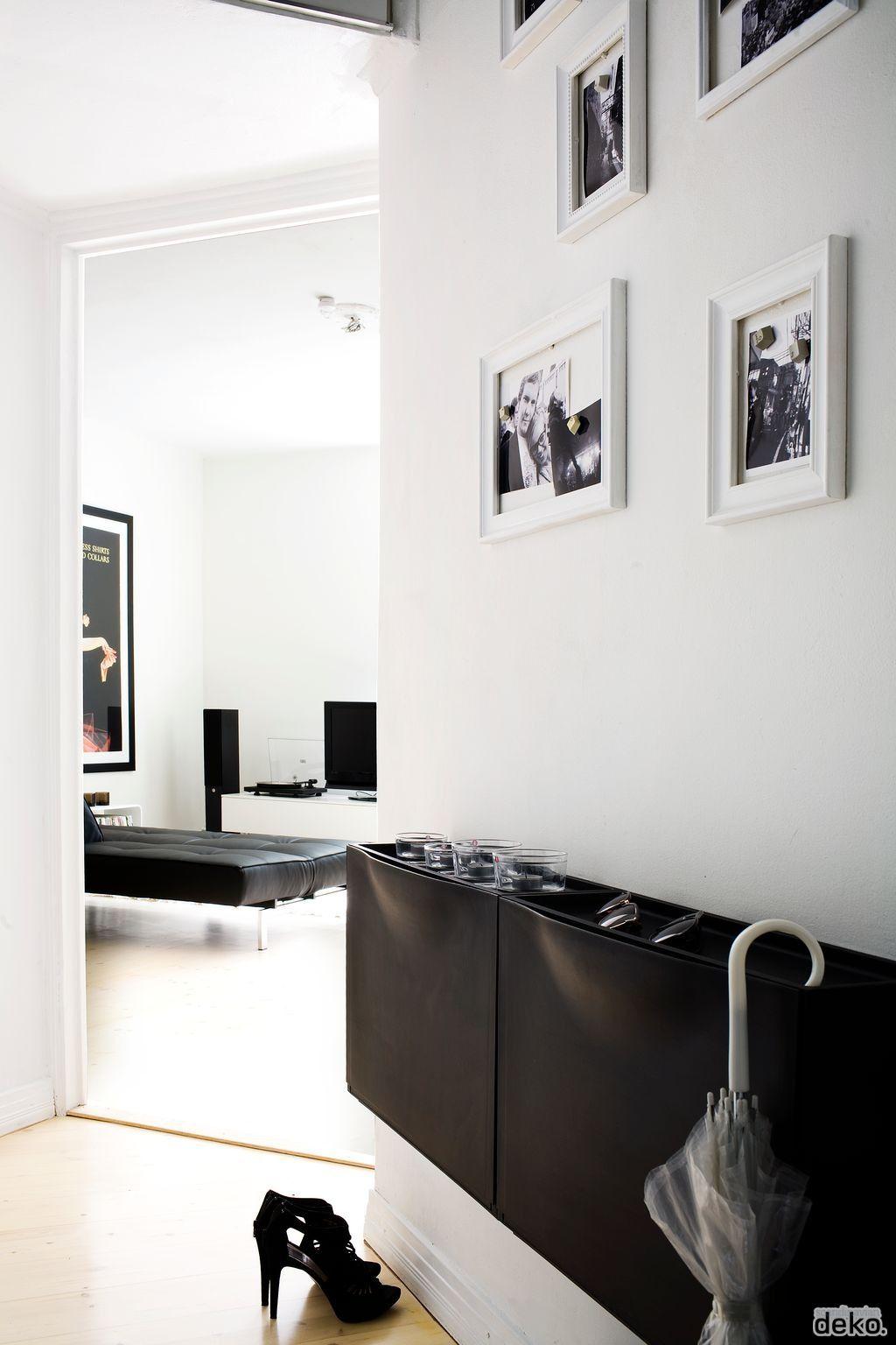 pin von susana mera auf hallways pinterest flur ideen flure und schwarz wei. Black Bedroom Furniture Sets. Home Design Ideas