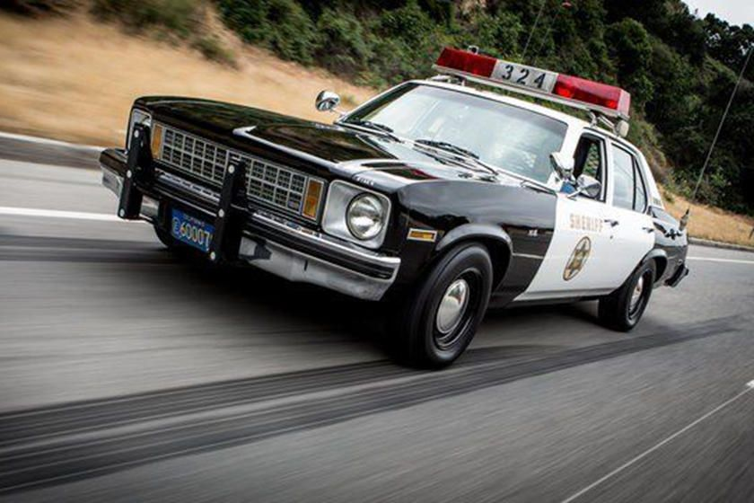 History Of American Police Cars These Are The Cars That Have Kept