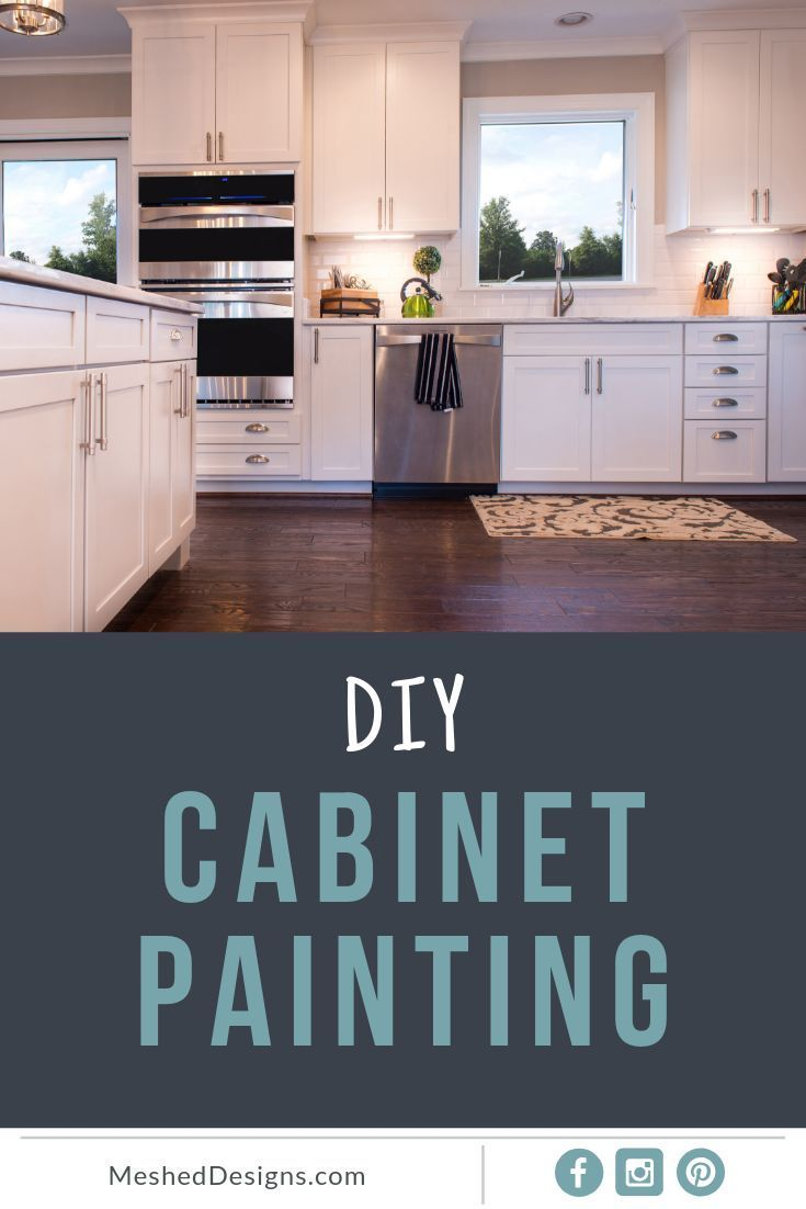 How to Paint Cabinetry   Painting cabinets diy, Painting ...