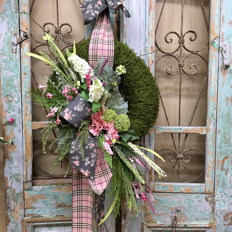 Photo of Spring Wreath, Summer Wreaths, Spring Wreaths