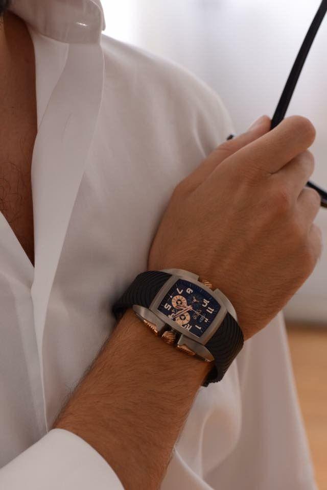 Cyrus Watches Kuros Collection