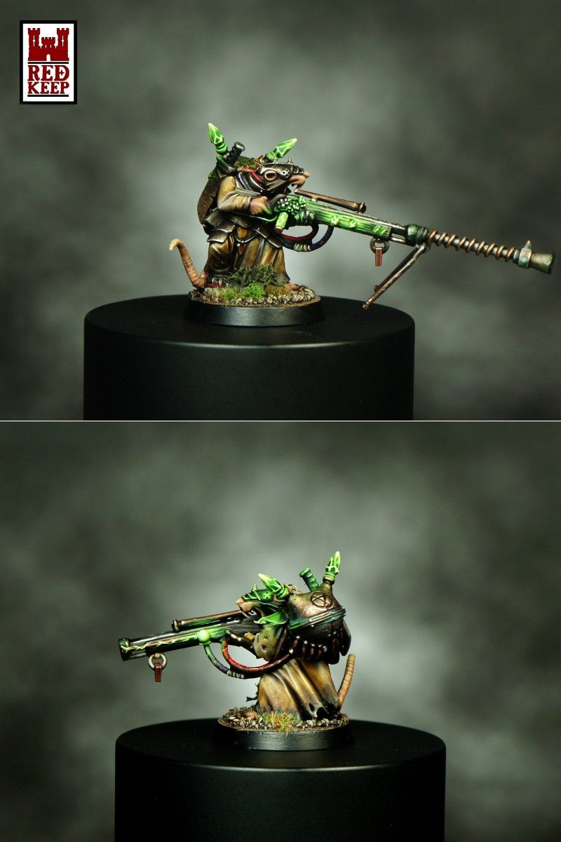 Skaven Warlock Engineer