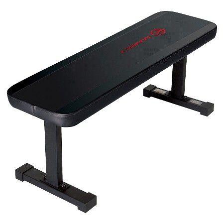 Marcy Utility Flat Bench (SB-315) | Gimnasio en casa, Bancos de pesas, Equipo de gimnasio en casa