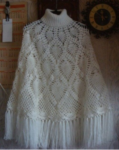 Very beautiful poncho