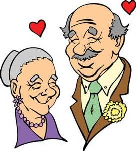 cartoon old couples bing images funny old people images rh pinterest com Old Lady Clip Art Old Person Clip Art