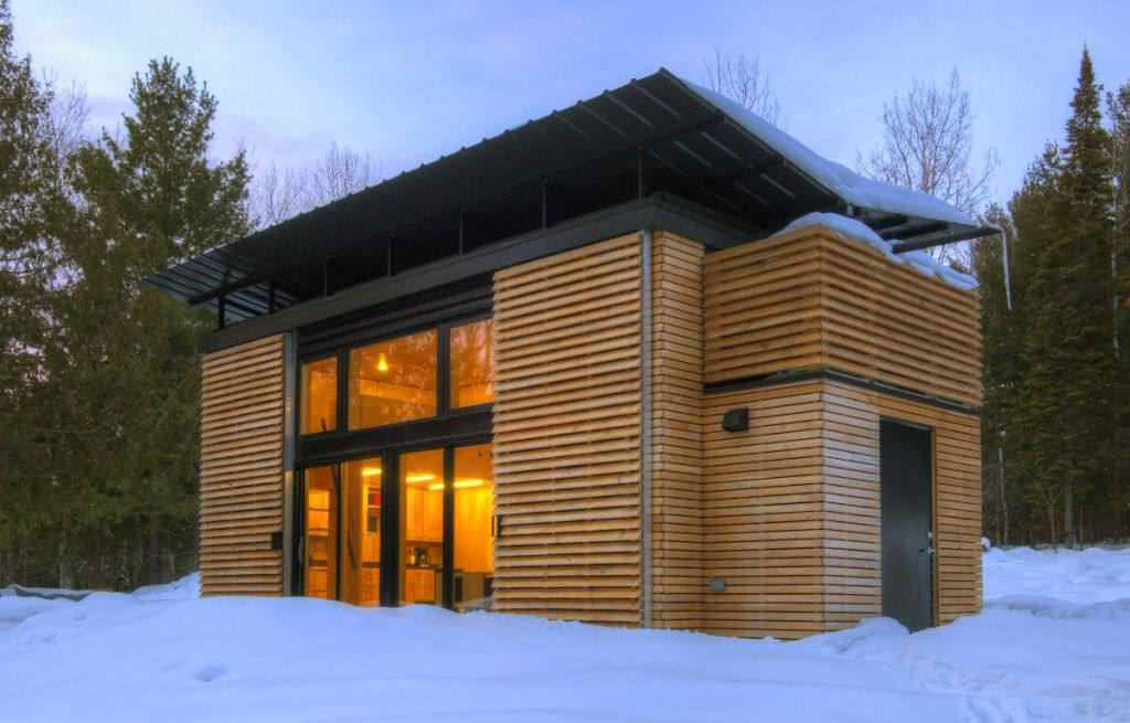 20 Of The Most Beautiful Prefab Cabin Designs | Prefab, Cabin And
